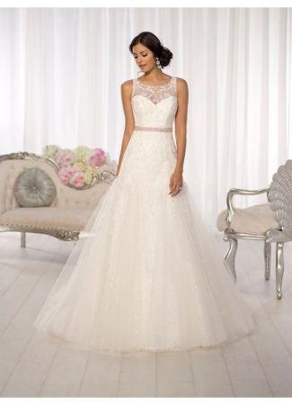 Mire figyeljenek a körte alakú hölgyek menyasszonyiruha-kölcsönzéskor?