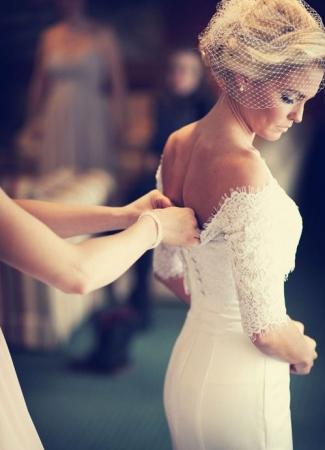Hogyan érkezzem a menyasszonyi ruha próbára?