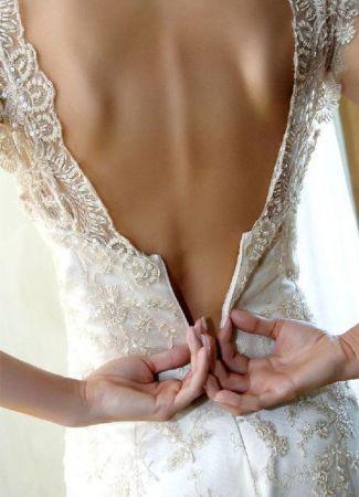 Így öltözik fel a menyasszony