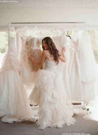 Mikor válasszam ki a menyasszonyi ruhám?