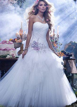 Milyen anyagból készüljön az esküvői ruha  - Boglárka Esküvői- és ... 06f2823da6