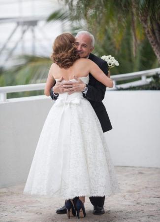 Második esküvő…