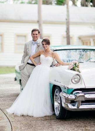 A menyasszonyi autó I. rész